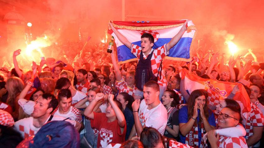 क्रोएसियाका समर्थक
